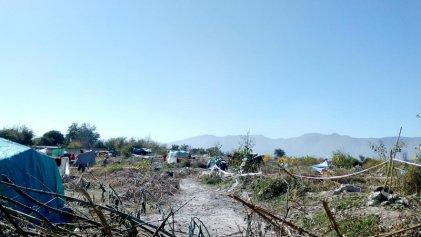 Sáenz envía Policía a los terrenos ocupados y amenaza con reprimir