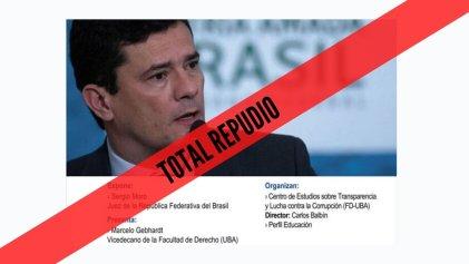 La gestión radical convoca al golpista Sergio Moro a dar una charla en Derecho de la UBA