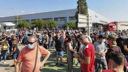 La CGT de Cataluña exige la nacionalización de la fábrica de Nissan