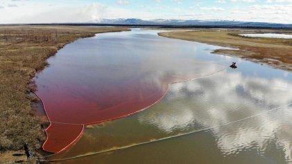 Minera rusa derramó 21.000 toneladas de diésel en el Ártico y declaran estado de emergencia federal
