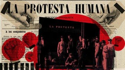 """La Protesta Humana, """"leer y hacer a otros que lean"""""""