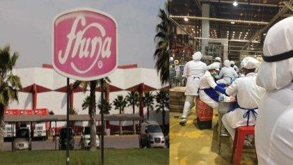 Dirección del Trabajo sanciona a la empresa Fruna con una multa cercana a los 8 millones de pesos