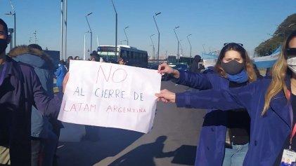 Se cayó la mentira de Latam: el Ministerio de Trabajo rechazó el preventivo de crisis
