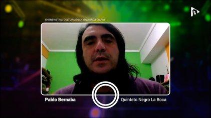 Quinteto Negro La Boca: nuevo disco, la misma lucha