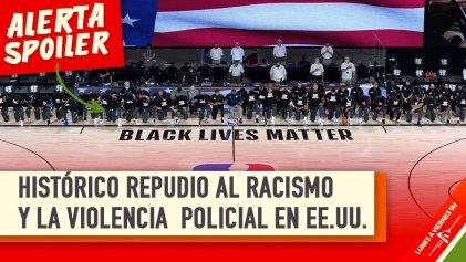 Histórico: básquet y béisbol de EE. UU. paralizados en protesta contra el racismo