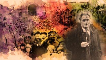 """A propósito de """"El año I de la Revolución Rusa"""", de Víctor Serge"""