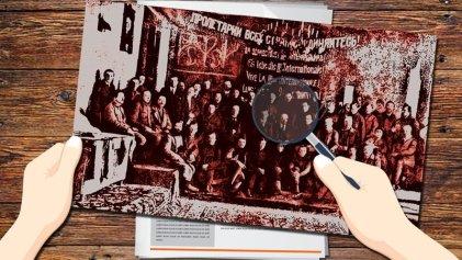 La dialéctica entre la Revolución rusa y la situación internacional