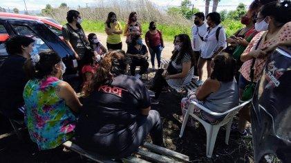 Las choferes de Unión bus: lucha salarial y contra la violencia de genero