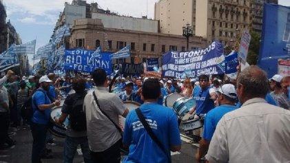 Trabajadores de las telecomunicaciones impulsan reclamo por participación en las ganancias