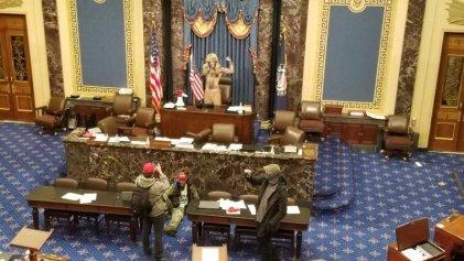 La toma del Capitolio y la decadencia del imperio bipartidista estadounidense
