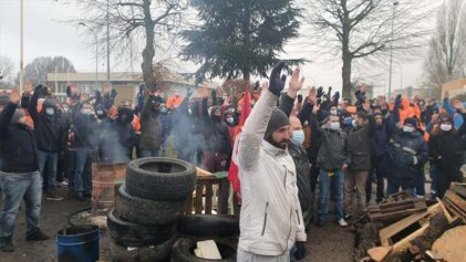 Diez razones para apoyar la gran huelga de refinería de Total en Francia