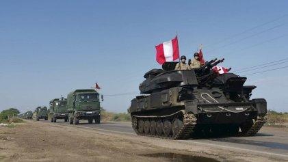 El Gobierno peruano moviliza militares a la frontera para bloquear la migración desde Ecuador
