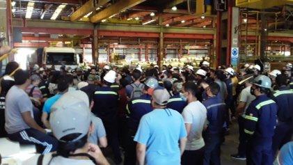 Paro total en Siderar Canning: la respuesta de los trabajadores ante el ataque de la empresa
