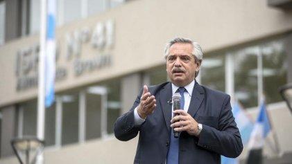 Fernández dijo que lo que se pagaría al FMI es el triple de lo invertido en obra pública
