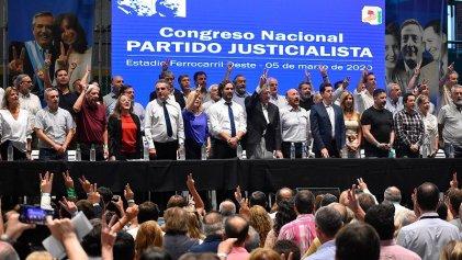 PJ Nacional: Alberto Fernández asume la presidencia este lunes y vuelve el cristinismo