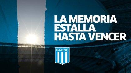 Racing restituirá como socios a integrantes del club desaparecidos durante la dictadura