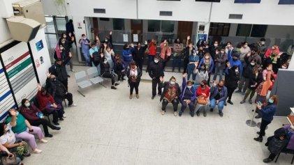 Río Gallegos: asamblea de enfermeras y enfermeros autoconvocados.