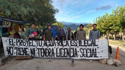 Andalgalá resiste con bloqueos el avance de la canadiense Yamana Gold