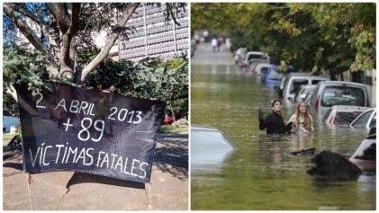 Inundación de La Plata: ocho años de impunidad