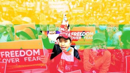 Myanmar: trabajadores contra el golpe militar