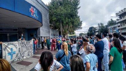 [URGENTE] Hospital Larcade: despiden a trabajadora de manera persecutoria en plena segunda ola