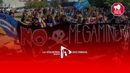 "Chubut: ""Juntamos 30.000 firmas contra la megaminería, pero la Legislatura da la espalda"""