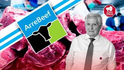 Arrebeef: las penas son de nosotros las vaquitas son de Hugo Borrell