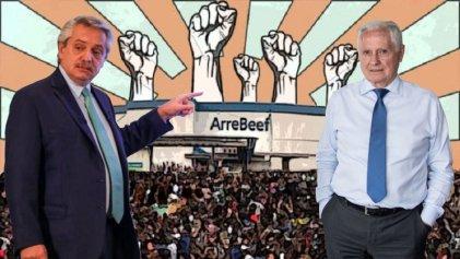 La patronal de ArreBeef amenaza con parar una semana el frigorífico por la disputa con el Gobierno