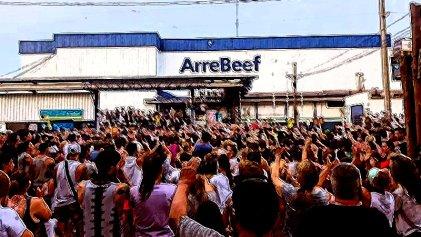 La justicia ordena la reincorporación de trabajadores en ArreBeef