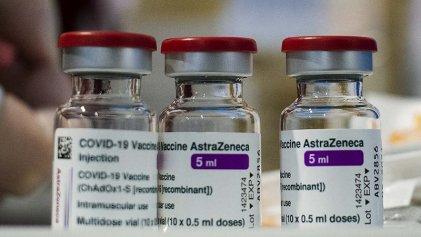 AstraZeneca: según The Lancet la segunda dosis no aumenta el riesgo de trombosis
