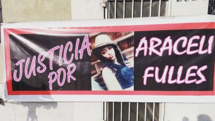Comenzó el juicio oral por el femicidio de Araceli Fulles