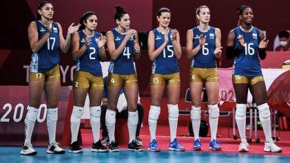 Sudamericano de vóley: Las Panteras buscarán el pase al Mundial 2022