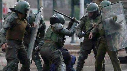 Gobierno de Piñera busca eximir a Carabineros de las violaciones a los derechos humanos