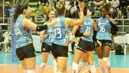Sudamericano de Vóley: Las Panteras lograron la clasificación al Mundial