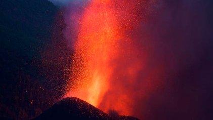 La erupción del volcán en La Palma puede durar desde dos semanas hasta cuatro meses