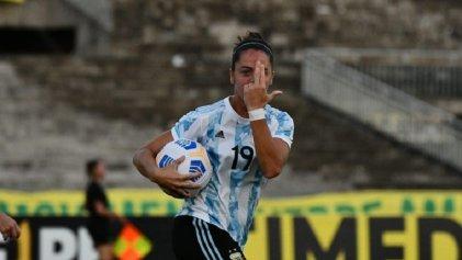 La Selección femenina cayó por 4-1 ante Brasil: balance de la gira de amistosos