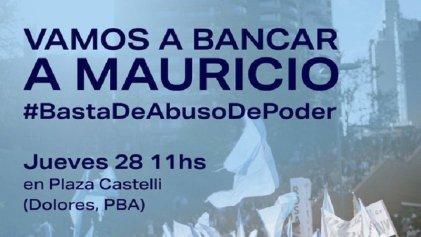 Espionaje a familiares del ARA San Juan: el PRO bancará a Macri en los Tribunales de Dolores