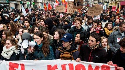 A 5 años del 15M, hagamos como en Francia: recuperemos la indignación contra el capitalismo