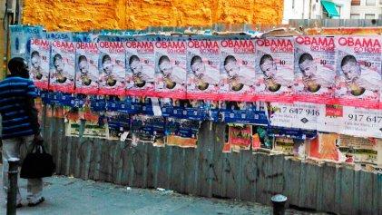 Madrid se prepara para repudiar la visita de Obama
