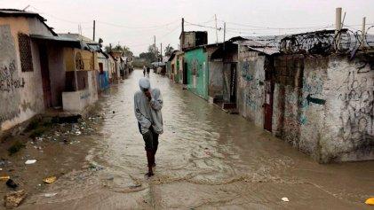 Catastrófica situación en Haití tras el paso del huracán Matthew