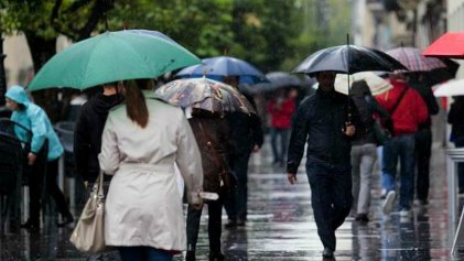 Alerta por fuertes tormentas y granizo en Ciudad de Buenos Aires