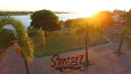 Sunset New Year: amanece para pocos