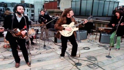The Beatles: 48 años del recital en la terraza