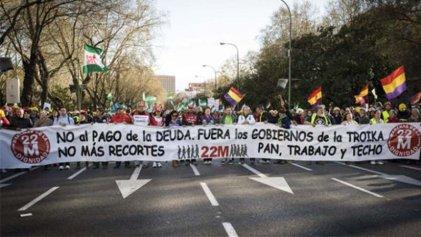 """Vuelven las Marchas de la Dignidad: """"¡Es tiempo de luchar, porque el miedo nunca conquistó derechos!"""""""
