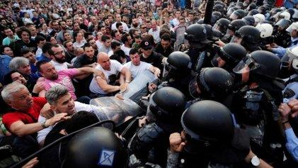 Macedonia: ¿hasta dónde irá la crisis política?