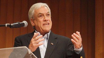 Sebastián Piñera contra los trabajadores y jubilados