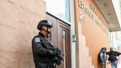 PGR investigará explosión en Episcopado mexicano