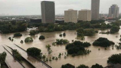 'Harvey' deja a su paso inundaciones sin precedentes