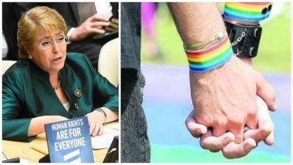 Chile: el gobierno presenta un proyecto para aprobar el matrimonio igualitario
