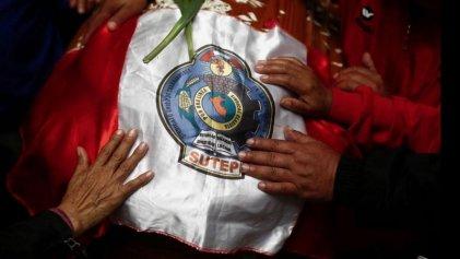 Maestros del Perú aún no regresan a las aulas